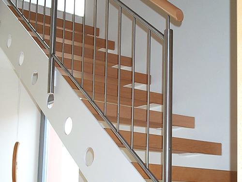 Treppenstufen Ottensoos, Schreinerei Ultsch