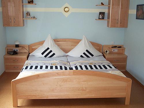 Bett In Rollhofen, Schreinerei Ultsch