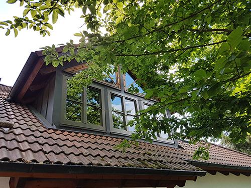 Fensterrenovierung In Moosbach, Schreinerei Ultsch