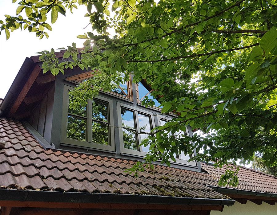 Fenster Nürnberg, Schreinerei Frank Ultsch, Holzfenster