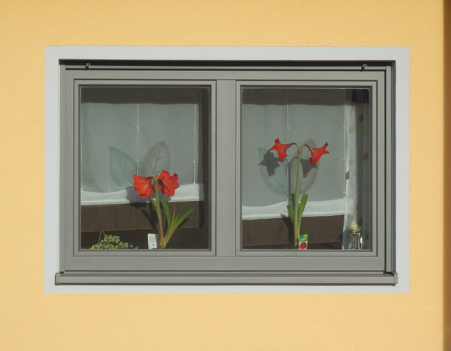 Fenster Nürnberg, Holz-Alu